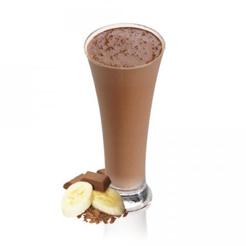 Ledová čokoláda Banán