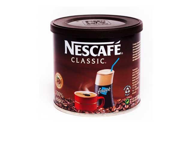 Nescafe frappé