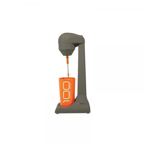 Frapovač PDH120 šedo oranžový
