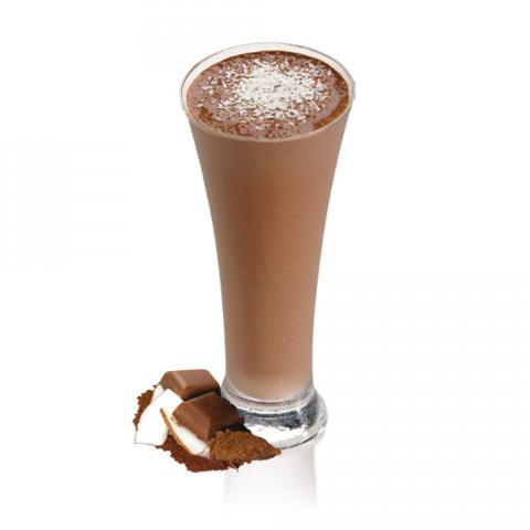 Ledová čokoláda Kokos