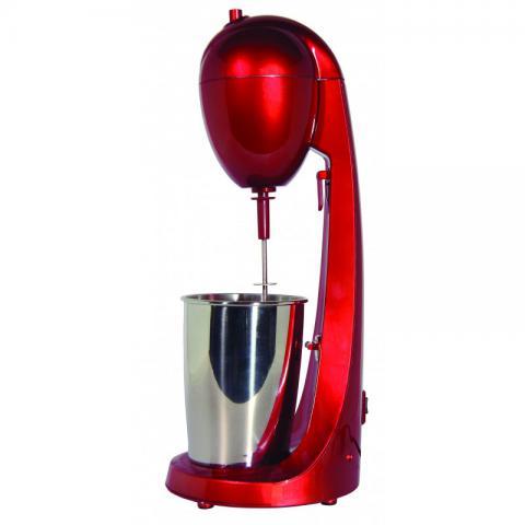 Frapovač Izzy NE 302 červená metalíza + 30ks MilkShake (různé druhy) zdarma