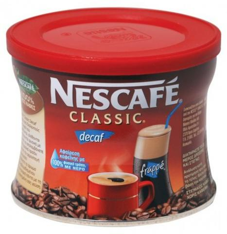 Nescafe Frappé 100g bez kofeinu