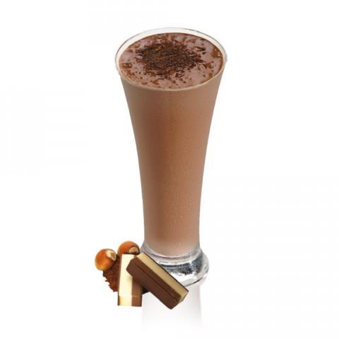 Ledová čokoláda Nugát