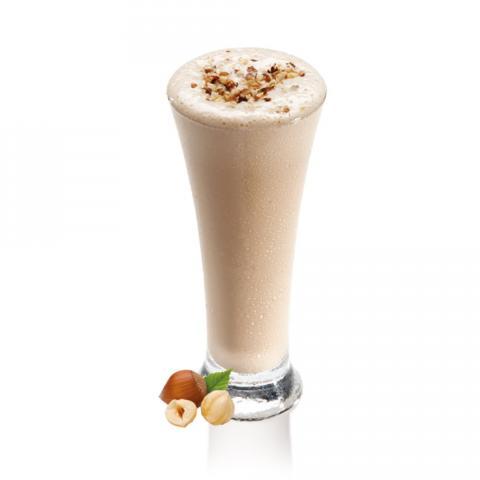 Ledové Cappuccino Oříšek